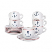 Кофейный набор на 6 персон