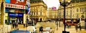 На площади Пикадилли